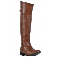 Cognac Riding Boot, Tan Riding Boot, Cute Fall Boots