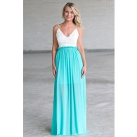 Jade Open Back Maxi Dress Online, Cute Juniors Dress